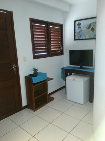 Jardim Oceano Hotel Boutique : Conforto