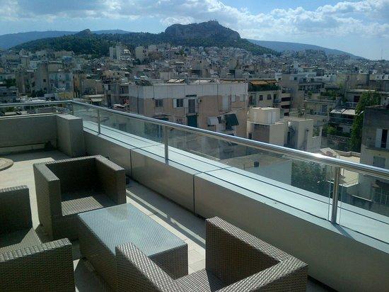 Radisson Blu Park Hotel Athens : were  rock starr status is assured !!!