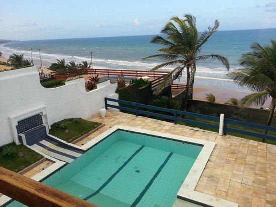 Jardim Oceano Hotel Boutique : Vista da piscina