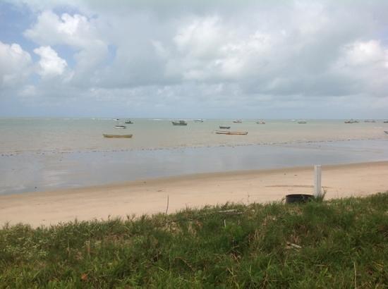 Cumuruxatiba Beach: Praia de Cumuruxatiba - Prado - Bahia