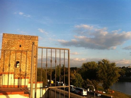 Residence San Niccolo: La terrazza