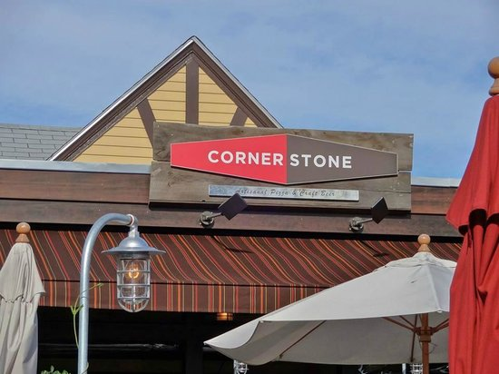 Cornerstone - Artisanal Pizza & Craft Beer : You'll love it here