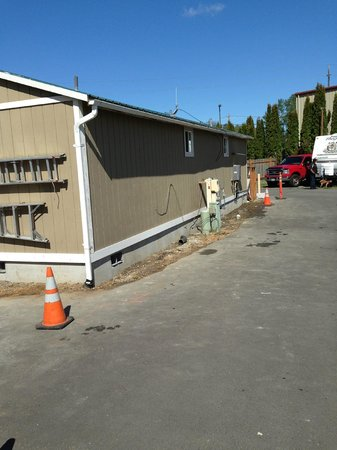 Harbour Pointe RV Park: Recent Park Office remodel