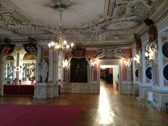 Schloss Friedenstein: Einer der schönsten großen Säle