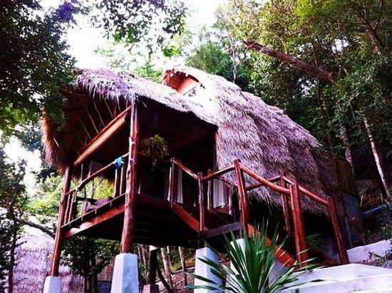 Baan Talay Koh Tao: Our bungalow