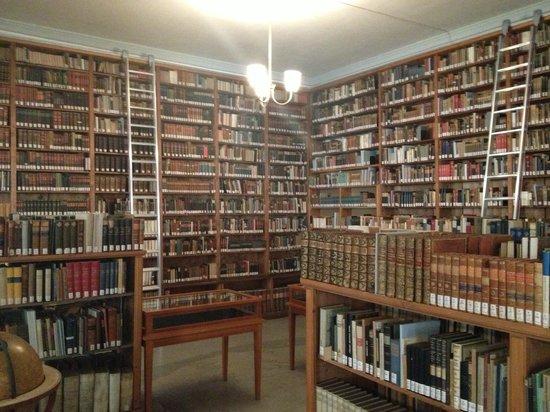 Schloss Friedenstein: Ein kleiner Einblick in die Forschungsbibliothek Gotha