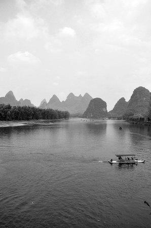 Mulong Lake: The River
