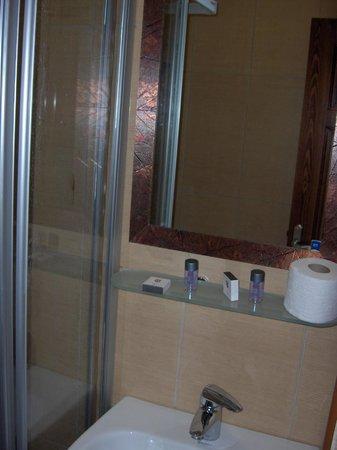 Konya Dervish Otel: bathroom view