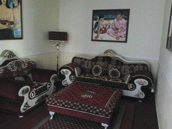 Hotel Capital: Hall 1er étage