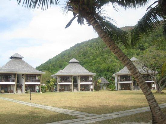 Le Domaine de La Reserve: jardin