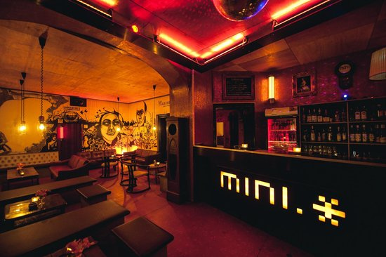 Picture Of Minimal Bar, Berlin