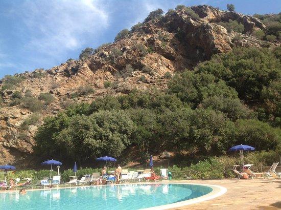 Ortano Mare Village - TH Resorts: panorama dalla piscina