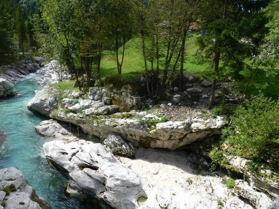 Soca Valley: The Soca River