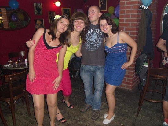 Bar No. 7: Partying