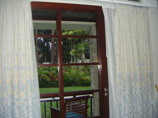 The Patra Bali Resort & Villas: room patio