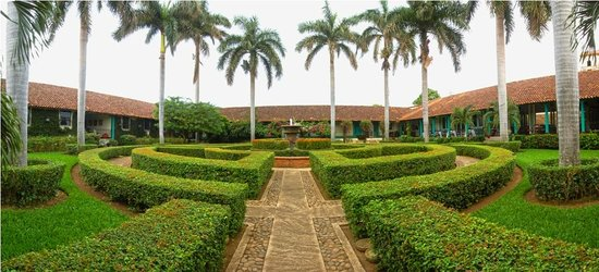 Hotel El Convento: Jardin