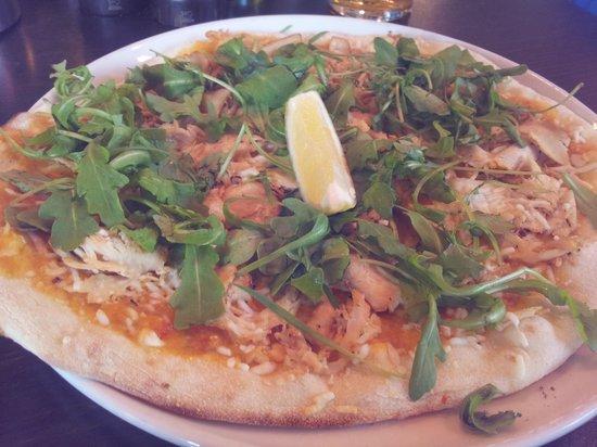 Olivia Hegdehaugsveien : Pizza arlecchino