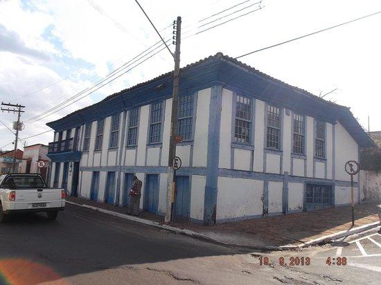 Museu Histórico de Jataí Francisco Honório de Campos