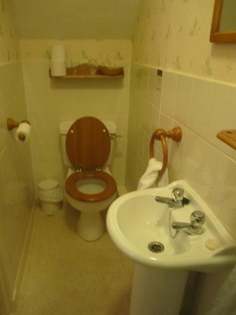 Cressfield Country Hotel: Bathroom