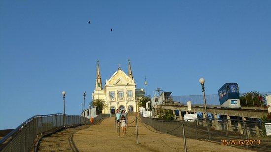 Sanctuary of Nossa Senhora da Penha : Santuário Nossa Senhora da Penha