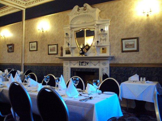 Cressfield Country Hotel: Restaurant