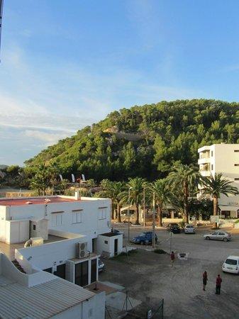 Veraclub Ibiza: Veduta dalla camera