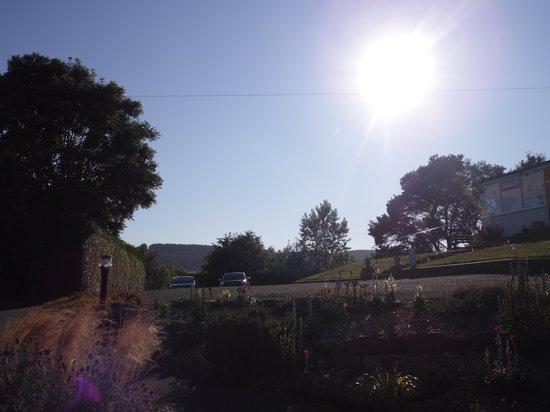 Harmony Country Lodge : Views continue 360 deg
