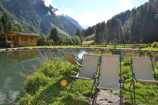 Feuerstein Nature Family Resort: silenzio...