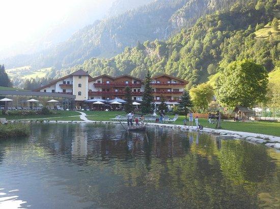 Feuerstein Nature Family Resort: .trancquilita
