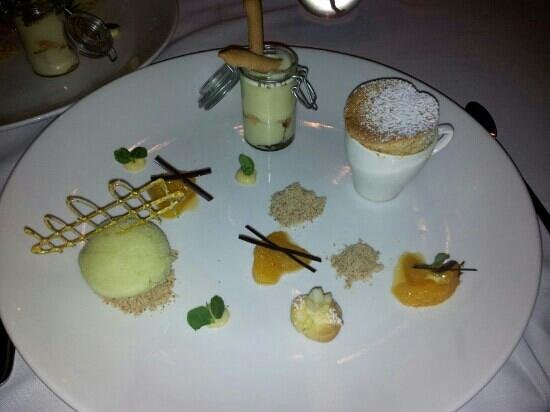 Le Bon Vivant : heerlijk surprise dessert