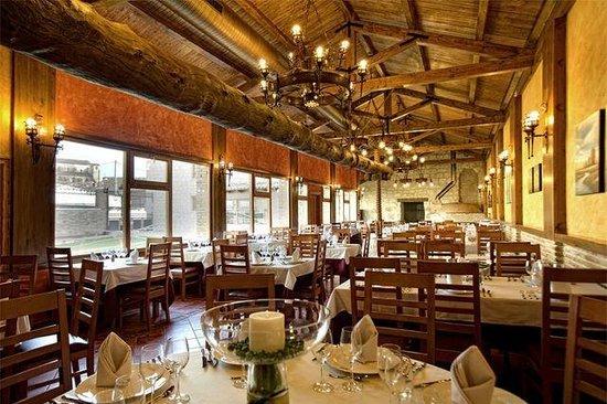 Villa Ferrera Posada Rural: Restaurante