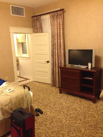 French Lick Springs Hotel: room 1230