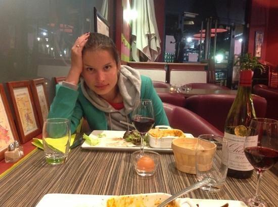 Vinomania Restaurant : накормили!..