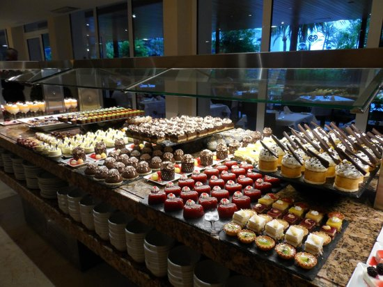 Protur Palmeras Playa: Amazing selection of sweets