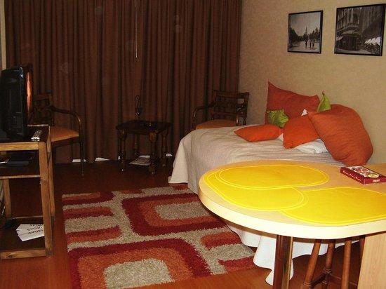 Hotel Vegas: Sala do apart hotel