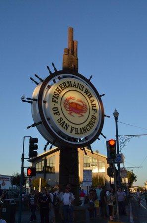 Lou's Pier 47 Restaurant : Fishermans Warf