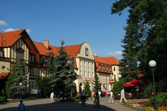 Hotel Centralny: Nasze miasto