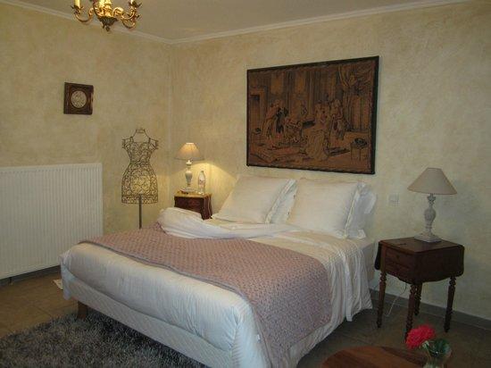 La Barde : Bedroom