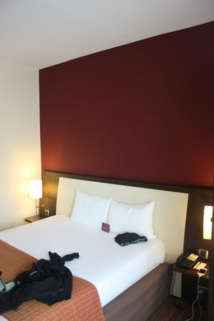 Mercure Angers Centre Gare: grand lit double