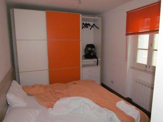 Residence Sara: Stanza da letto