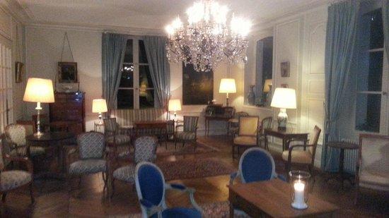 Domaine des Hauts de Loire : Salon