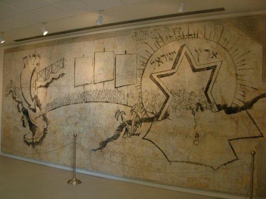 Murales picture of museo della memoria e dell 39 accoglienza santa maria al bagno tripadvisor - Museo della memoria santa maria al bagno ...