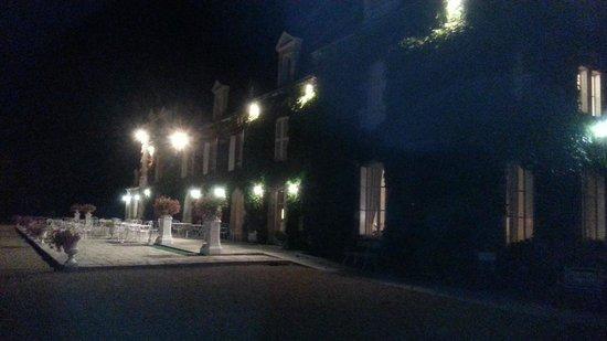Domaine des Hauts de Loire : Nuit