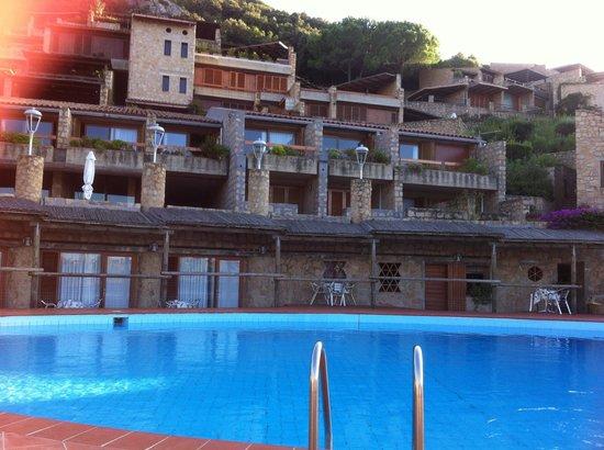 Hotel Olimpia : The pool