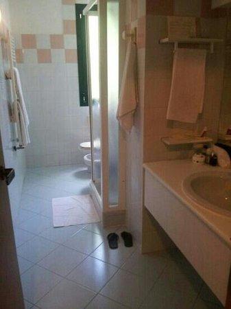 Paradiso Terme Resort & Spa: bagno