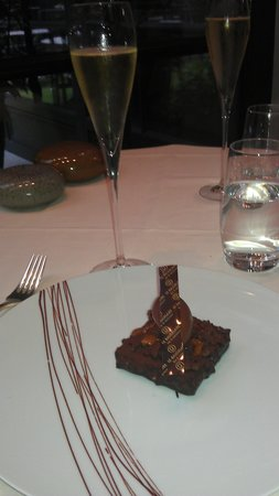 Le Baudelaire: dessert