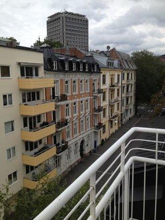 Oslo Guldsmeden - Guldsmeden Hotels: terrace view