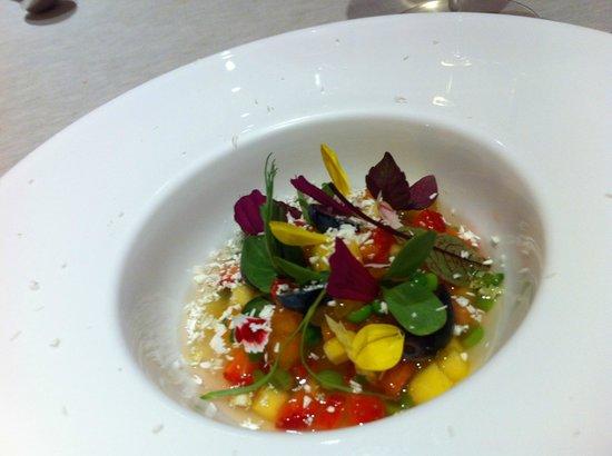 Piazza Duomo: il dolce fuori dagli schemi: Minsetra di frutta e verdura!!