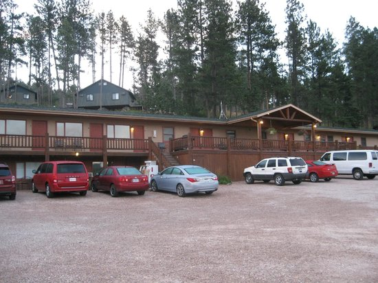Mountain View Lodge & Cabins: motel