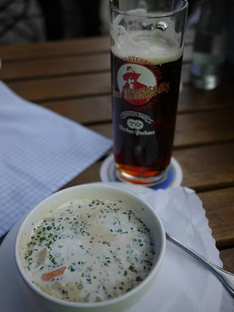 Zum Wildschutz : best potato soup EVER...seriously